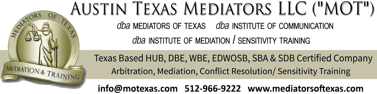 Mediators of Texas